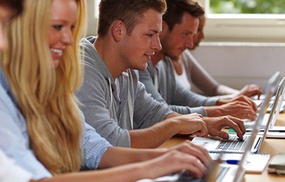 Săli de curs mobile - Aducem cursurile IT în compania dvs.