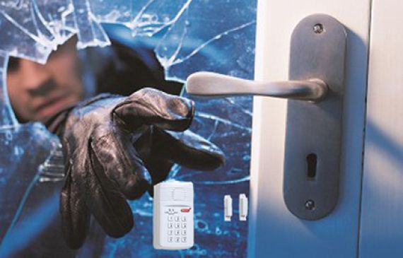 Sisteme și alarme antiefracție