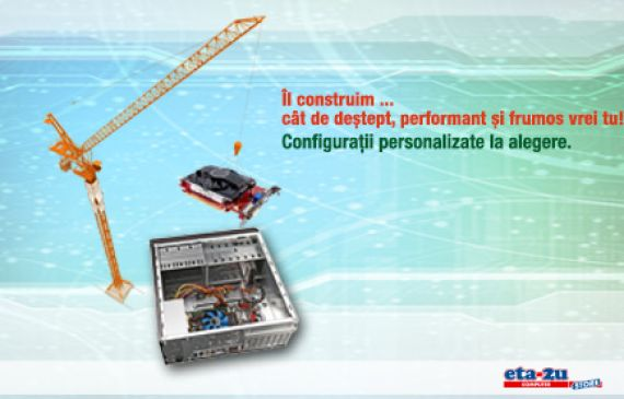 Customized configurations at your choice
