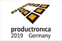 ETA2U exhibits at Productronica Münich 2019