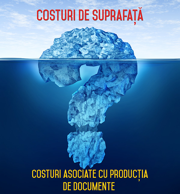 costuri productie documente